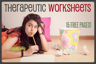 Free Therapeutic Worksheets